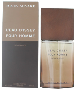 L'eau D'issey Pour Homme Wood&Wood By Issey Miyake For Men EDP Cologne Spray