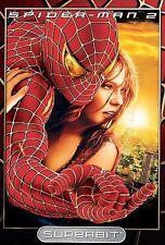 Spider-Man 2 **RARE-SUPERBIT**DVD, NEW & Factory Sealed
