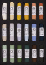 Unison Artist Quality Soft Pastels Landscape Set of 18 Colours