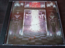 THE LORDS OF THE NEW CHURCH - Is Nothing Sacred? CD First Pressing