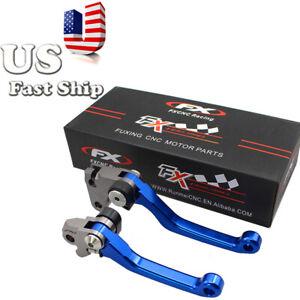 USA Dirt Bike Brake And Clutch Levers For Yamaha YZ125 YZ250 YZ250F YZ426F/450F