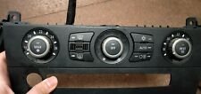 BMW E60 5-SERIES 2004 CLIMATE CONTROL PANEL HEATER UNIT 6411 6946981-01 03-07