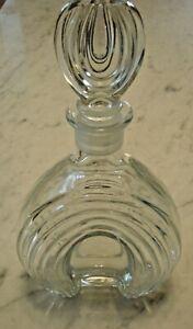 Vintage E Remy Martin Cognac, Empty, Decanter/Bottle, 1989