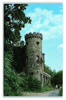 Postcard Old Castle, Berkeley Springs WV J30