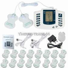 US Plug Electrical Muscle Stimulator Massager Tens Acupuncture Therapy Machine