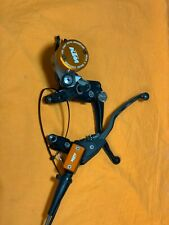 2014-16 KTM ADVENTURE 1190 FRONT MASTER CYLINDER WITH BRAKE AND CLUTCH LEVER