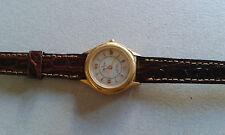 Nuevo - L'ETOILE - Reloj  de Sra. plaque or - Exposición en tienda -