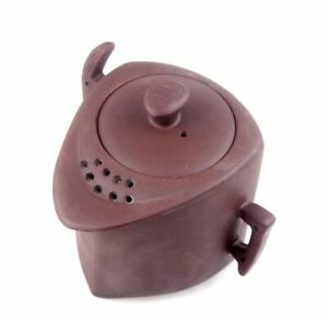 Ship From U.S Top Quality Zisha Pottery Hand Crafted Unique Elegant Teapot