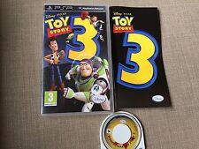 PSP : toy story 3