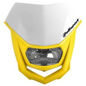 Polisport HALO Headlight Fairing Yellow fits Gas Gas 300 EC 0