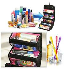 Hot! Hanging Travel Cosmetic Bag Toiletry Make-up Orgarnizer Zipper Wash Bag LA