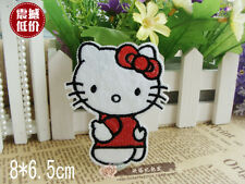 Sew on & iron on  patches(Turning Hello Kitty)