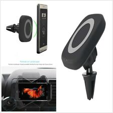 Car wireless phone accessories charger mobile phone holder magnetic detachable