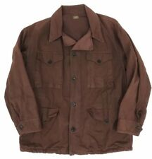 CP Company Urban Protection Metropolis Field Jacket Parka Coat Brown Size 50 L M