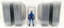 GI JOE BLISTER CASE LOT OF 100 Action Figure Display Protective Clamshell SMALL