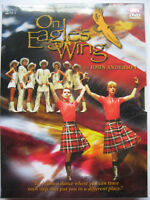 On Eagle's Wing: The Scots-Irish Journey (2 x DVDs) Dance NEW SEALED PAL
