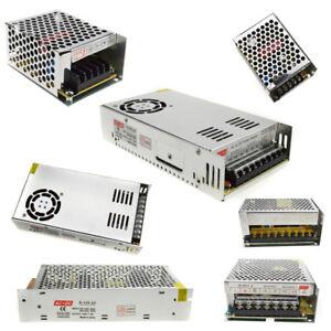 Dc 24V Universel Réglementé Commutation Alimentation LED 3D Imprimante CCTV Neuf