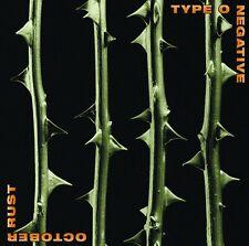 TYPE O NEGATIVE October Rust CD 1996