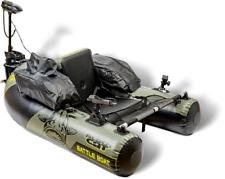 Black Cat Battle Boat Set Belly Boot mit Motor 9991999 nur 2x BW BF Deal