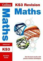 KS3 Maths (Advanced) Revision Guide (Collins KS3 Revision), Collins KS3, New con