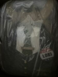 Marvel President Loki Mini Backpack Loungefly NYCC 2021 In Hand RTS
