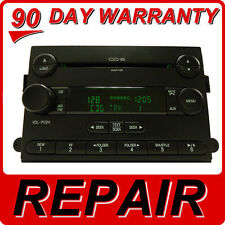 Repair 2004 - 2010 FORD OEM F-150 F-250 F-350 E-150 E-250 E-350 6 CD Service