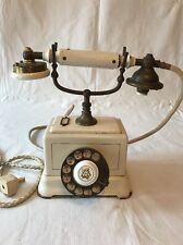 Antique ALLM .TELEFON, ABLM ERICSSON STOCKHOLM SWEDEN CRADLE TELEPHONE