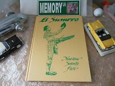 ORIGINAL 1975 MONTEREY HIGH SCHOOL YEARBOOK/ANNUAL/JOURNAL/MONTEREY, CALIFORNIA
