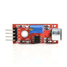 For Arduino AVR PIC High Sensitivity Sound Detection Module Microphone Sensor
