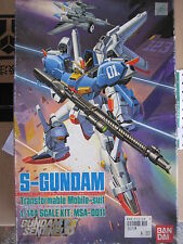 Bandai 1/144 Gundam Sentinel 3 S-Gundam Transformable Mobile-suit Model Kit