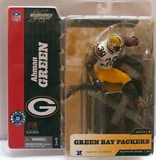 McFARLANE SPORTS NFL ACTION FIGURE - AHMAN GREEN #30 GREEN BAY PACKERS