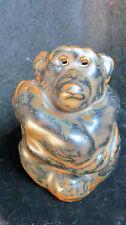 "Royal Copenhagen Monkey #20188 - Knud Kyhn - 3 1/4"" Tall"