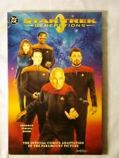 Star Trek Generations Official Movie Adaptation (1994, DC) FP NM