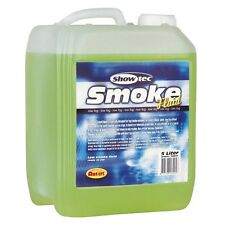 Showtec Low Fog Smoke fluid 5l 5 litre DJ DISCO STAGE THEATRE Dry Ice Effect
