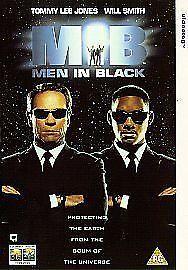 Men In Black (VHS, 1997)