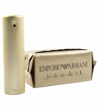 EMPORIO ARMANI SHE women perfume spray edp 3.4 oz 3.3 NEW IN BOX