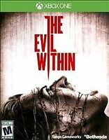 Evil Within (Microsoft Xbox One, 2014)