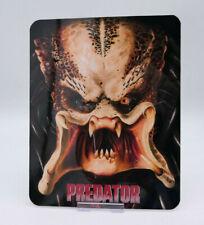 PREDATOR - Glossy Fridge or Bluray Steelbook Magnet Cover (NOT LENTICULAR)