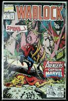 WARLOCK #5 (1992 MARVEL Comics) Comic Book VF