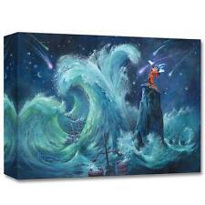 Mickey Creates the Magic- Michael Humphries -Treasure On Canvas Disney Fine Art
