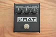 Pro Co Rat Moridaira White Face Vintage Reissue Guitar Effects Pedal - VERY RARE
