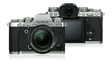 Fujifilm X-T3 26.1MP Digital Camera - Silver XF 18-55mm f/2.8-4 R LM OIS Lens
