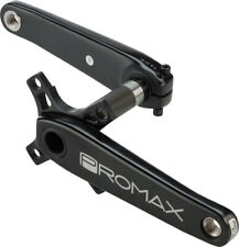 Promax HF-2 Hollow Hot Forged 2 Piece Crank 24 x 172.5mm Black