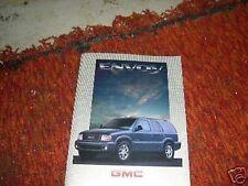 1997 1998 GMC Envoy Show Vehicle Press Kit