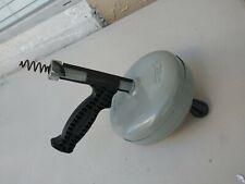 Ridgid Kollmann Drain Cleaner Kitchen Bathroom K 25ft Cable Pluming Hand Tool