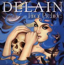 DELAIN - LUNAR PRELUDE (EP)  CD NEW