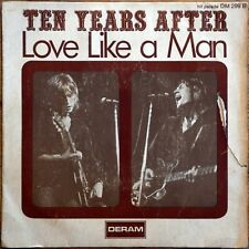 45t Ten Years After - Love like a man