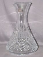 WATERFORD CRYSTAL DECANTER CARAFE, ARIANNE by MONIQUE LHUILLIER ORIGINAL BOX NEW