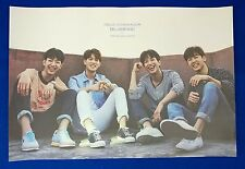 Cnblue - Blueming  (B Type) Official Poster Hard Tube Case NEW