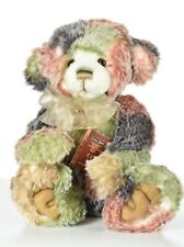 Charlie Bears Befuddle Retired & Tagged Isabelle Lee Designed